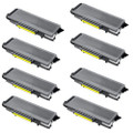 8 Black Toner Cartridges For Brother TN-4100 HL-6050 HL-6050D HL-6050DN HL-6050DW