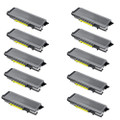 10 Black Toner Cartridges For Brother TN-4100 HL-6050 HL-6050D HL-6050DN HL-6050DW