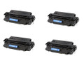 4 Black Toner Cartridges For HP C4096A LaserJet 2100 2100m 2100se 2100tn 2100xi