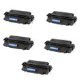 5 Black Toner Cartridges For HP C4096A LaserJet 2100 2100m 2100se 2100tn 2100xi