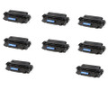 8 Black Toner Cartridges For HP C4096A LaserJet 2100 2100m 2100se 2100tn 2100xi