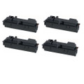 4 Black Toner Cartridges For Kyocera TK-18 FS-1018MFP FS-1020 FS-1020D FS-1020D