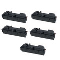 5 Black Toner Cartridges For Kyocera TK-18 FS-1018MFP FS-1020 FS-1020D FS-1020D