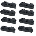 8 Black Toner Cartridges For Kyocera TK-18 FS-1018MFP FS-1020 FS-1020D FS-1020D