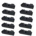 10 Black Toner Cartridges For Kyocera TK-18 KM-1820 FS-1020D