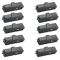 10 Black Toner Cartridge For Kyocera TK-140 FS-1100
