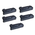 5 Black Toner Cartridge For Kyocera FS-2000D FS-2000dn FS-3900DN FS-4000DN