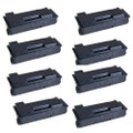 8 Black Toner Cartridge For Kyocera FS-2000D FS-2000dn FS-3900DN FS-4000DN