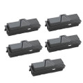 5 Black Toner Cartridge For Kyocera TK-160 ECOSYS P2035d FS-1120D FS-1120DN