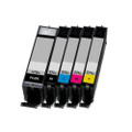 5 Compatible Ink For Canon Pixma PGI570XL/CLI571XL MG6850 MG6851 MG6852 MG6853 TS6052 TS6051 TS5050