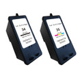 Black & Colour Compatible Ink for Lexmark F4350 P4300 P4330 P4350 P6200 P6250 P6350