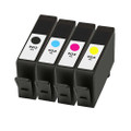 Set of 4 Remanufatured Ink Cartridges For HP 903XL Officejet Pro 6950 6960 AiO