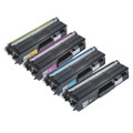 4 Compatible Toner Cartridge for Brother DCP-L8410CDW HL-L8260CDW HL-L8360CDW MFC-L8690CDW MFC-L8900CDW TN-423 (BK/C/M/Y)