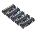 5 Compatible Toner Cartridge for Brother DCP-L8410CDW HL-L8260CDW HL-L8360CDW MFC-L8690CDW MFC-L8900CDW TN-423 (BK/C/M/Y)