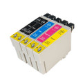 5 Compatible Ink for Epson Stylus CX4300 D120 D5050 DX400 DX4000 DX7000F DX8400 T0715