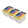 12 Compatible Ink for Epson Stylus CX4300 D120 D5050 DX400 DX4000 DX7000F DX8400 T0715