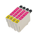 4 Magenta Compatible Ink for Epson Stylus CX4300 D120 D5050 DX400 DX4000 DX7000F T0713
