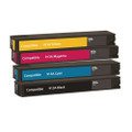 4 Compatible Ink Cartridge For HP PageWide 352dn 352dw MFP 377dn MFP 377dw