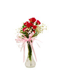 Baby Rose Bud Vase
