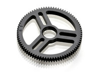 FLITE SPUR GEAR 48P 81T, MACHINED DELRIN for exo spur gear hubs