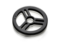 FLITE SPUR GEAR 48P 84T, MACHINED DELRIN for exo spur gear hubs