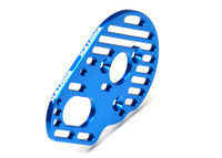 DR10 MOTOR PLATE, slotted lightweight