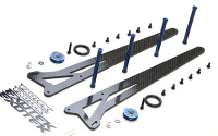 SLASH WHEELIE LADDER BAR SET, 2 wheels, cf adjustable, for Slash 2wd