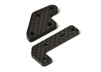 F1ULTRA CARBON SIDE WING AND BRACE PLATES R4002 R4016