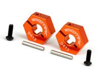 D418 D216 12MM REAR CLAMPING HEX SET (D4)