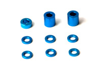 F1ULTRA ALLOY SPACERS SET R4014 R4116 R4028