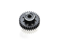 FLITE 33t 48p PINION, black pom w/ alloy collar