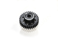 FLITE 31t 48p PINION, black pom w/ alloy collar