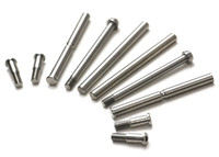 22 5.0 TITANIUM HINGE PIN SET, stock buggy only