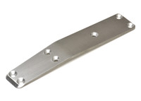 BAJA/ROCK REY SKID PLATE, stainless steel