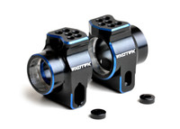 B6.1 7075 REAR HUB SET, 2 color. 1 pair