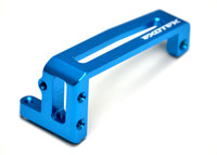 TRF419 SERVO MOUNT, 7075 also for RS7 chassis