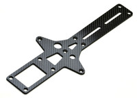 ROCK/BAJA REY HD CARBON FIBER TOP PLATE, 2.5mm