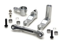 ROCK/BAJA REY PRO STEERING SET, ALLOY w/ bearings