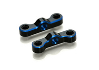 B6.2 B74 HD REAR HUB LINK MOUNTS 1PR, 7075 2 color anodized