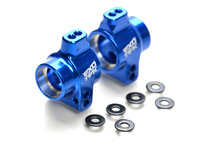 DR10 REAR HUB SET, 7075 alloy