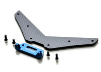 SLASH CF REAR BODY MOUNT, +28 mm back