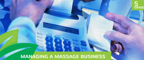 Managing a Massage Business