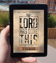 The Lord Has Done This (EBook)