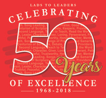L2L 50th Anniversary T-Shirt