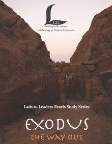 2019 Pearls Study Guide - Exodus: The Way Out