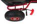 Rubber wheel Red Go Kart / Car Ireland