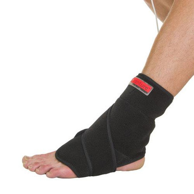 +Venture KB-1230 Plug-in Infrared Heat Therapy Ankle Wrap