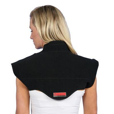 +Venture KB-1250 Plug-in Infrared Heat Therapy Neck & Shoulder Wrap