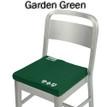Battery Heated Seat Cushion - Garden Green
