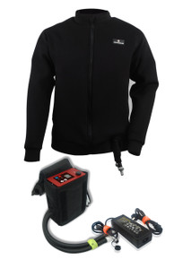 Plug-in Personal Liquid Heating Jacket for Indoor Use